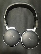 AKG K495NC premium active noise-cancelling headphones - Untested As-Is