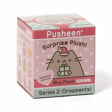 Gund Pusheen blind box - Holiday Series #2 Plush Ornaments - NEW, by GUND!