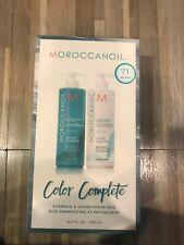 MOROCCAN OIL Color Complete Shampoo  & Conditioner Duo 16.9 oz