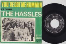 The HASSLES * 1967 SOUL MOD PSYCH FREAKBEAT * Billy JOEL * French 45 * Hear!