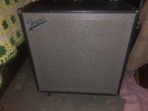 """Fender Tone Master 4 X 12"""" Guitar Speaker Cabinet Celestion Vintage 30 England"""