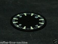 Sterile Seamaster 300 31mm Dial for ETA 2836 / 2824 Number@12 Green Lume