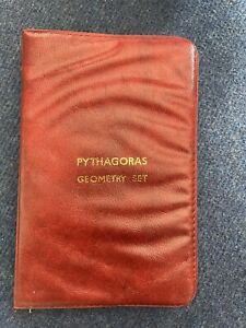 Pythagoras Geometry Set (vintage)