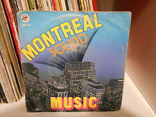 "MONTREAL SOUND ""MUSIC-EXPRESS"" 7"" ITALO DISCO"