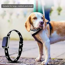 Mini Pet Puppy GPS Tracker Bluetooth & WiFi Tracking Finder Device Track Collar