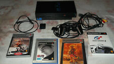 Sony Playstation 2 / PS2 + 4 grands hits / 128 Bits rétro