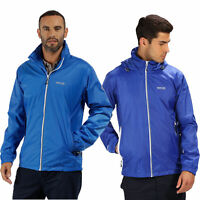Regatta Lyle IV Mens Lightweight Breathable Hooded Waterproof Jacket RRP £60