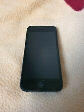 Apple iPhone 5 - 64GB - Black - Vodafone - Great condition - Fast Del!