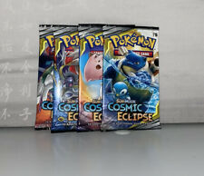 Pokémon TCG S&M - 'Cosmic Eclipse' Booster Pack!