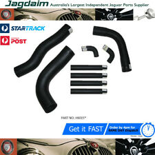 New Jaguar S-Type 3.4, 3.8 Litre '63-'68 Radiator, Water Cooling Hose Kit HK015
