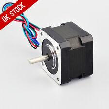 Nema 17 Stepper Motor 26Ncm/37oz.in 12V 0.4A 3D Pinter Reprap Arduino CNC Robot
