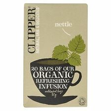 Clipper Tea Bags Organic Nettle Infusion 20 Bags