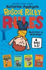 Roscoe Riley Rules 4 Books in 1!: Never Glue Your Friends to Chairs; Never Swip