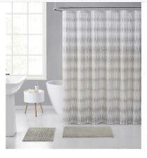 Shower Curtains ROLAN 15PC BATHSET - TAUPE