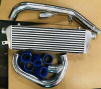 SALE TWIN Intercooler Piping HOSE Kit FIT BOLT-ON VW GOLF GTi TURBO MK6