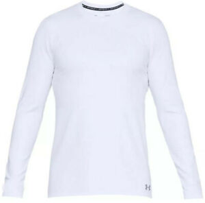 Under Armour Men's XL Extra Large ColdGear Long Sleeve, Fitted Shirt