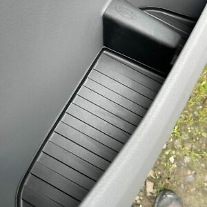 VW T6.1 Transporter Rubber Door Liner Pocket Inserts Black Campervan Conversion