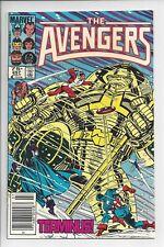 Avengers 257 - NM (9.0) $.75 Canadian Variant 1st Nebula