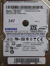 160 GB Samsung hm160hi/2008.06/PCB: mango rev.03 #147