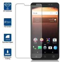 For ALCATEL SMART PHONES - 100% Genuine Tempered Glass Screen Protector Cover