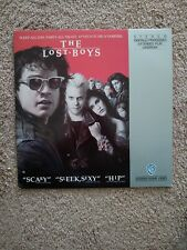 The Lost Boys LaserDisc LD 1997