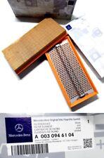 2x MERCEDES ORIGINALTEIL 0030946104 LUFTFILTER FILTEREINSATZ FILTER SL R129 W124