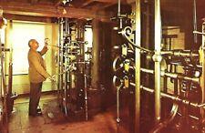 Engine Controls, Crofton Beam Engine, Nr. Marlborough, Un.
