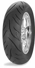 AVON COBRA 150/80-16 BLACKWALL TIRE MOUNTED & BALANCED FOR MAMMOTH WHEEL 16""