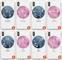 Astrological Watercolour Zodiac Signs Impact Phone Case for iPhone | Zodiac Clea