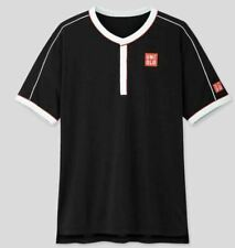 Roger Federer Uniqlo S Small Men Dry-Ex Tennis Polo Shirt Us Open 2019 Nwt