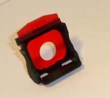 POLAROID IMAGE / SPECTRA , RED - SPOT , F102 CREATIVE FILTER with HOLDER & CASE