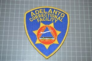 Adelanto California Correctional Facility Patch (B17-A7)