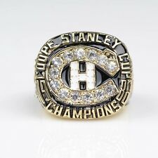 1986 Montreal Canadiens Stanley Cup Ring ROY replica