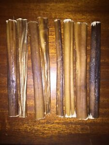 "High Quality 6"" Bully Sticks 6 Count- You Will Receive The Sticks In Picture -"