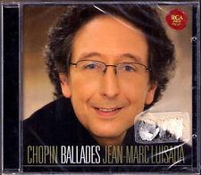 Jean-Marc LUISADA: CHOPIN Four Ballades Andante Spianato Grande Polonaise CD NEU