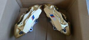 Bmw F8x F80 F82 F87 M2 M3 M4 Rear carbon Ceramic Brake Calipers Brembo 4 Pots