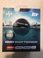 Deeper Smart Sonar Fishfinder 3.0 Bluetooth  Echolot Neu original verpackt