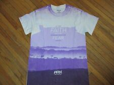 LET FAITH IN GOD BE BIGGER THAN YOUR FEAR T SHIRT Ark Encounter Creationist SM