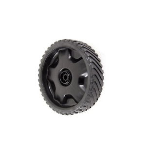 MTD Genuine Part 634-04660 Wheel Assembly 8 x 2  Black Troy-Bilt