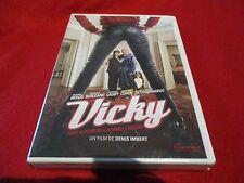 "DVD NEUF ""VICKY"" Victoria BEDOS, Francois BERLEAND, Chantal LAUBY"