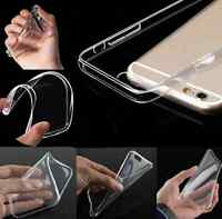ONE Ultra Thin Transparent Crystal Clear Soft TPU Case Cover For iPhone 6S 4.7