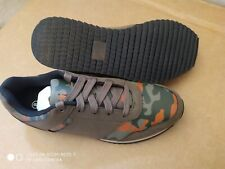 Dada Supreme DS1007 Men's  Casual Shoes Cambo Olive. size 8