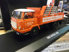 UNIC LKW Camion Truck Auteuil Antagaz Butane Gas Transporter rot 1963 IXO 1:43