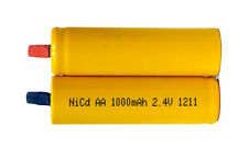 2.4 Volt 1000 mAh NiCD Rechargeable Battery Pack (For Cordless Shaver)