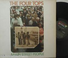 FOUR TOPS - Main Street People ~ GATEFOLD VINYL LP US PRESS