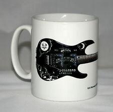 Guitar Mug. Kirk Hammett's ESP KH-2 Ouija