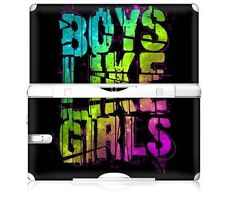 BOYS LIKE GIRLS CHOPS - NINTENDO DSI SKIN COVER MUSICSKINS