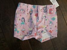 baby gap - 12-18 mos girls shorts - NWT - pink