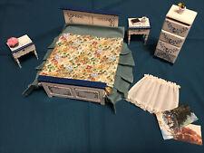 New Listingdollhouse miniatures 1:12 furniture lot