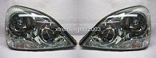 LEXUS LS430 2001-2003 HID XENON HEADLIGHTS HEAD LAMPS LIGHTS PAIR SET